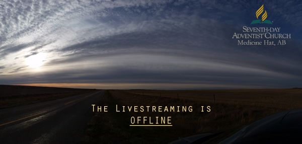 Live Streaming – Medicine Hat Seventh-day Adventist Church